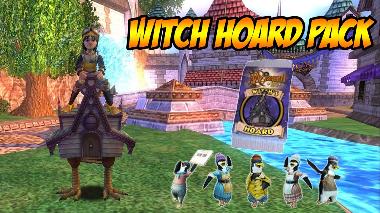 Wizard101 Witch Hoard Pack Review – HD Wallpapers