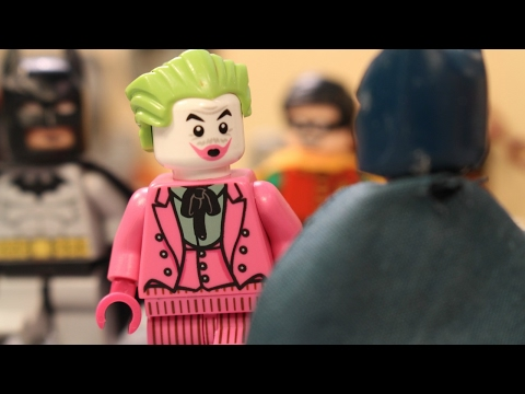 Lego Batman- Time Travel