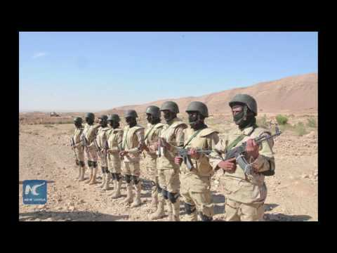 6 dangerous militants killed in Egypt's North Sinai