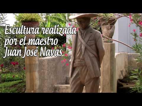 "Esculturas ""Augusto César Sandino"""