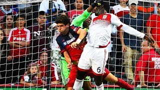 HIGHLIGHTS: Chicago Fire vs DC United | June 24, 2015