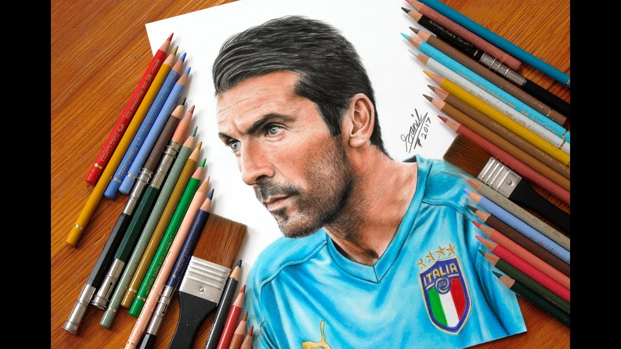 Drawing Buffon