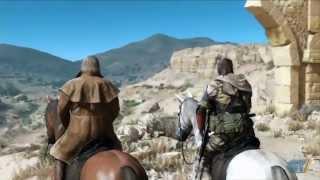Metal Gear Solid V: The Phantom Pain - E3 2013 Trailer