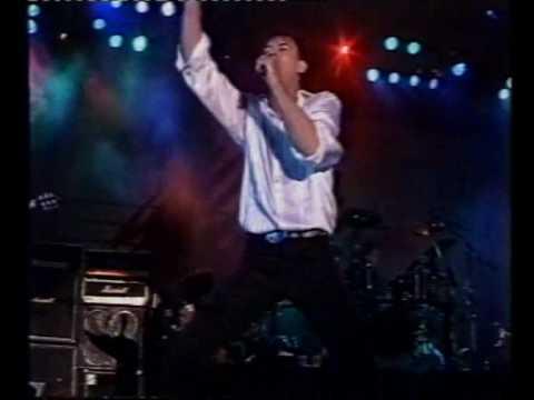 The Angels - Rythmn Rude Girl - Live 1990