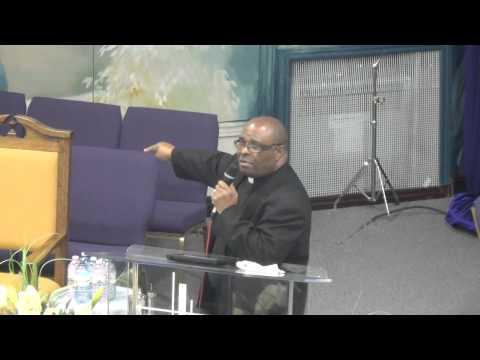 Brampton Triumphant Church of God - Communion Service - Sermon