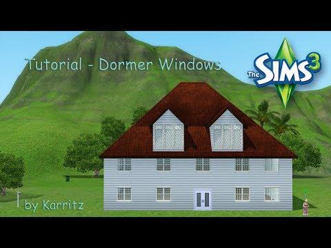 Build Dormer Windows Tutorial