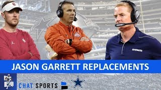 Jason Garrett Replacements: Top 12 Candidates For Next Dallas Cowboys Head Coach
