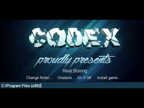 CODEX MUSIC - Real Boxing Install Music