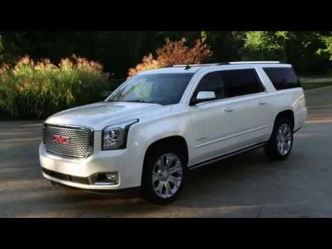 Introducing The All-New 2015 GMC Yukon