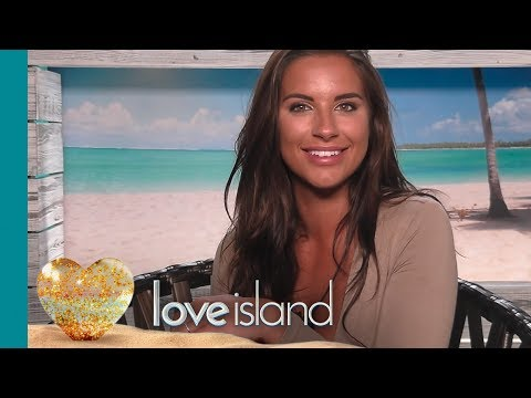 #BeachHutHookUp: Jessica Reveals All | Love Island