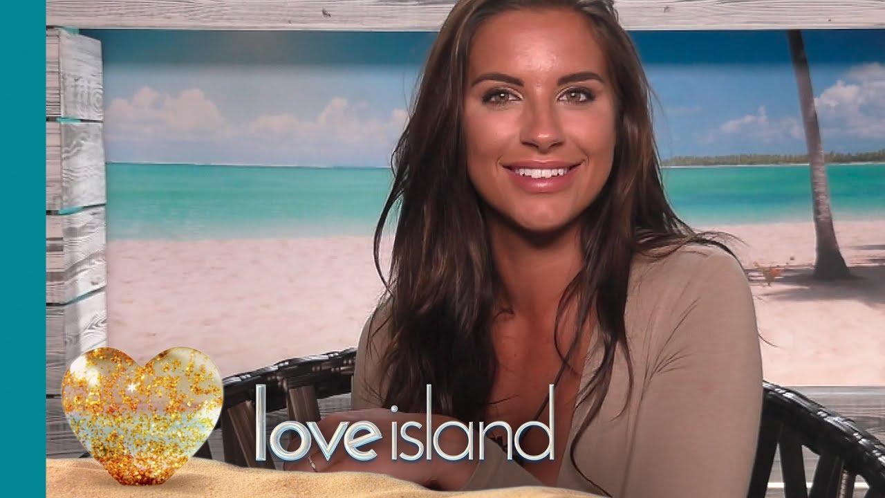 Beachhut Jessica Reveals All Love Island 2017