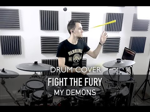 Fight The Fury - My Demons | Quentin Brodier (Drum Cover)