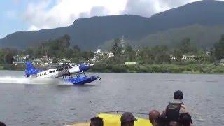 Seaplane Take Off