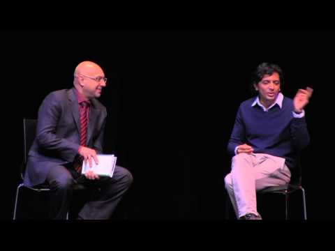 ThinkFest: M. Night Shyamalan: How Creative Thinking Can Solve Our Education Problems