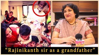 Parenting tips from Latha Rajinikanth | Camera-um Naanum 19