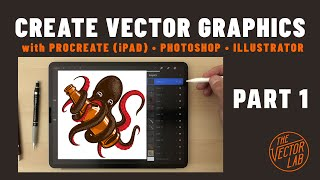 How to Create Vector Graphics (Tutorial Part 1)