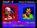 Hyper Street Fighter 2: DocP (M.Bison, Dhalsim, E. Honda) vs Prince Of Madness (Ken, Balrog, Sagat)