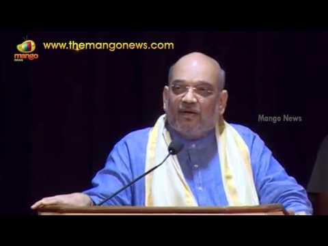 Amit Shah's Speech At Intellectuals And Eminent Citizens Meet In Delhi | Mango News