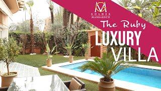 The Ruby - 4 Bedroom Villa Showcase