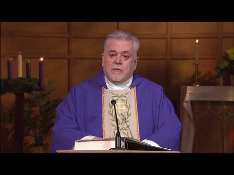 Daily TV Mass Wednesday, December 6 2017