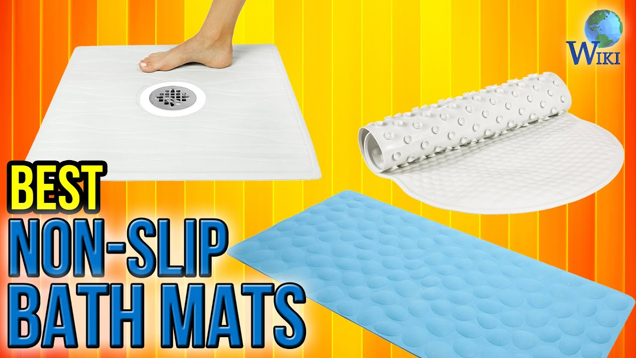 10 Best Non Slip Bath Mats 2017