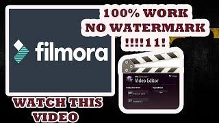 Gambar cover Tutorial Download dan Instal Aplikasi Filmora (NO WATERMARK)
