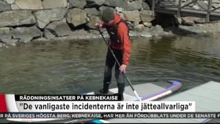 """""""Njut och ha roligt"""" - Nyheterna (TV4)"""