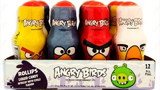 WE Shorts - Angry Birds Rollips Liquid Candy