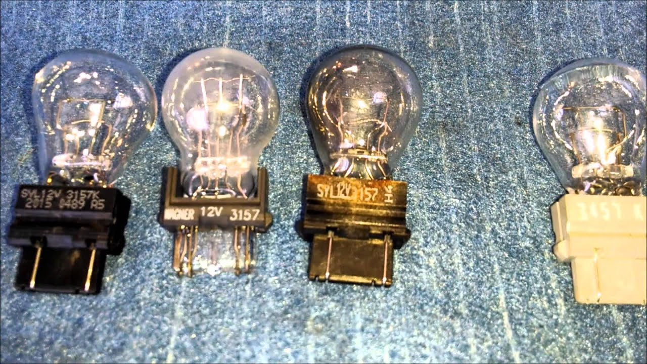 Suburban brake backup and turn signal bulbs 3157 3257 3357 3457 by froggy