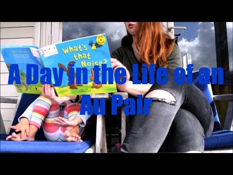 A Day in the Life of an Au Pair Auckland New Zealand (5/7/2016)