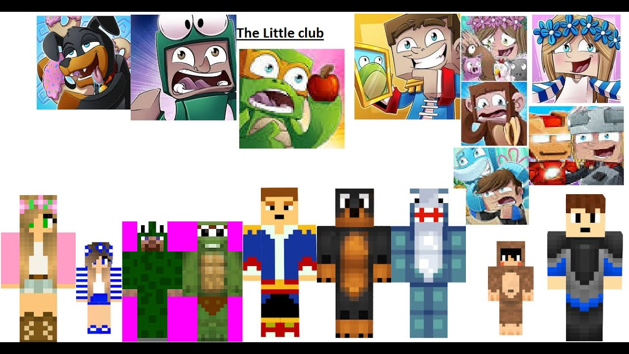 This is dedicated to the little club youtube - The little club ...