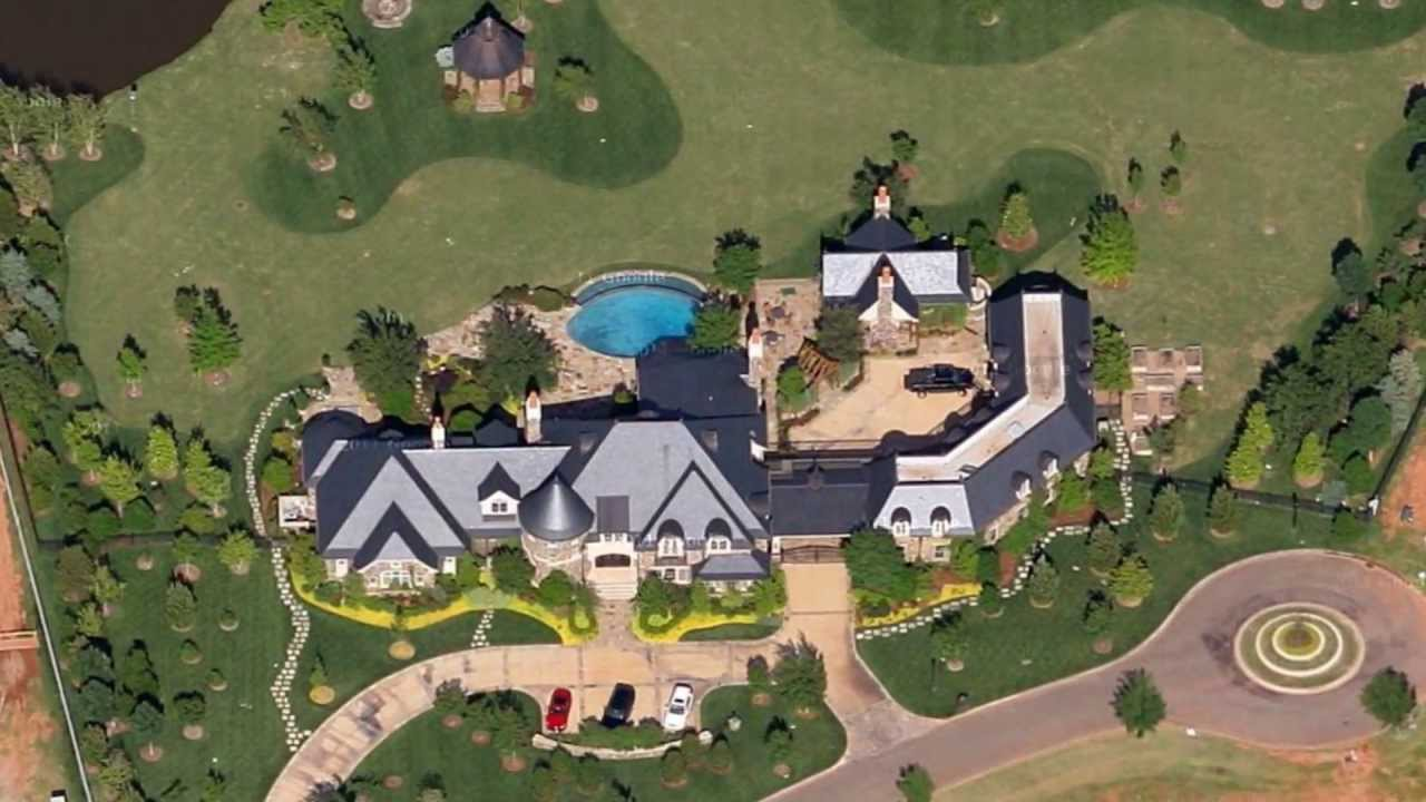 Expensive Homes In Oklahoma Youtube
