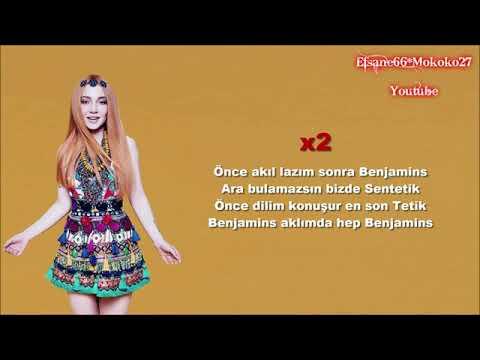 Rozz Kalliope Ece Seçkin   Benjamins 3  Sözleri \u0026 Lyrics