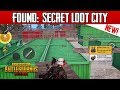 I FOUND THE NEW SECRET LOOT CITY in PUBG Mobile!