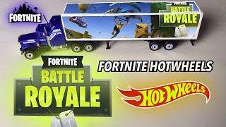 Fortnite hot wheels, building a fortnite battle royale hot wheels truck