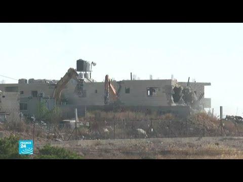 السلطة الفلسطينية تصف هدم منازل فلسطينيين بالقرب من القدس ب-بالمجزرة والتطهير العرقي-  - نشر قبل 5 ساعة