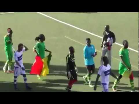 Gambia VS Senegal (African Championship Final 2017) HELSINKI