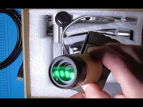 Microscope Andonstar ADSM201 HDMI 1080P Full HD DIY PCB Repair Microsoltering