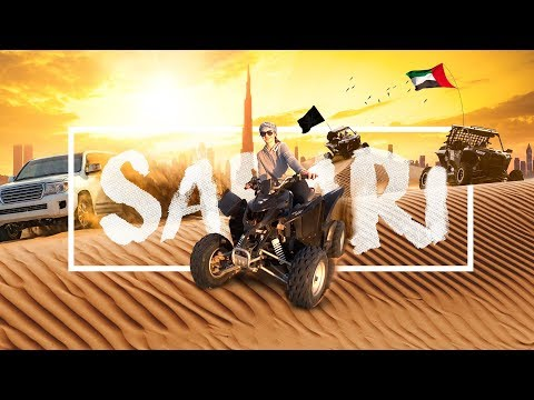 Dubai Desert Safari Tour Video | Travel Vlog Youtuber Channel