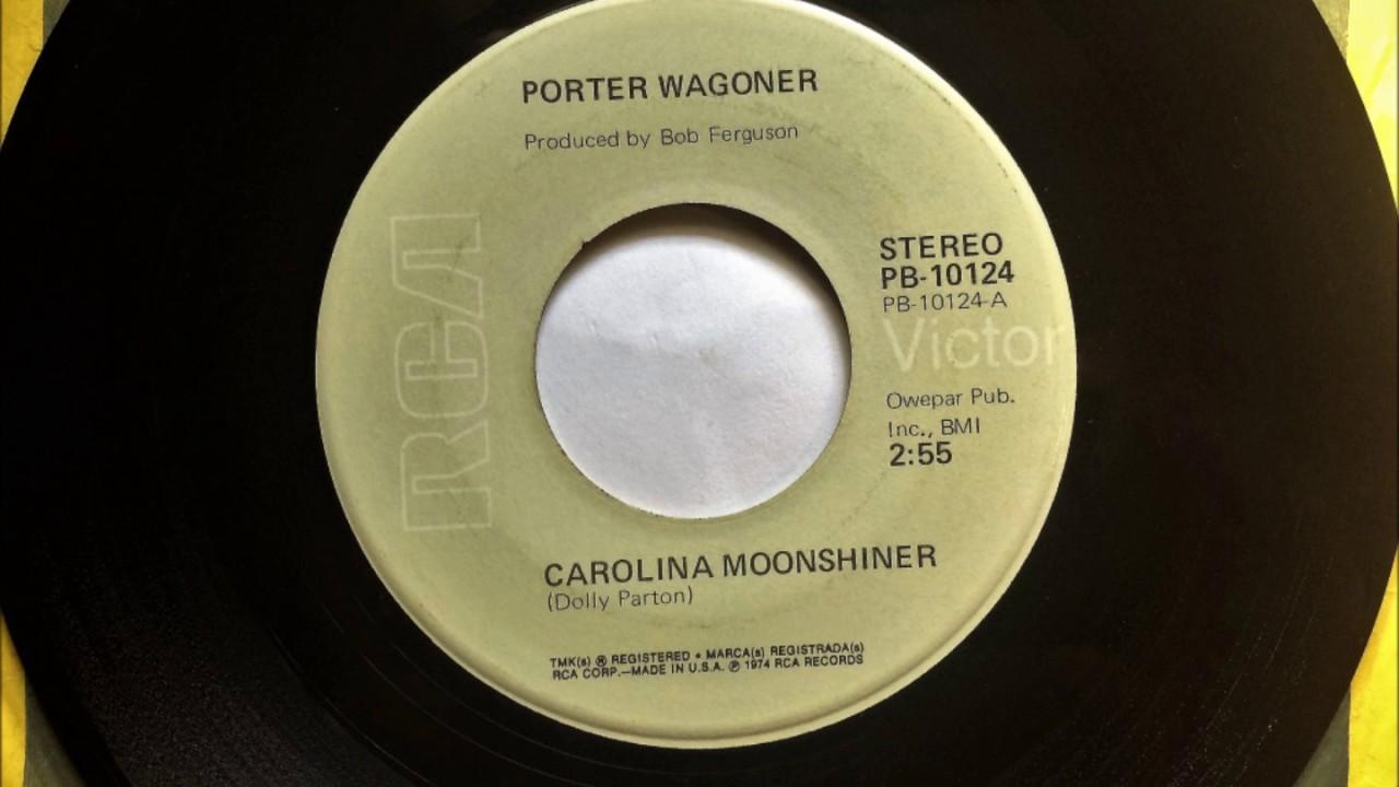 Carolina Moonshiner , Porter Wagoner , 15 Chords   Chordify
