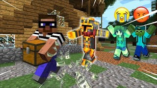 thief-steals-mark-our-friendly-zombie-house-belongings-cops-and-robbers-minecraft-mods