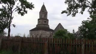 La chiesa di San Nicola di Densus nel territorio di Hateg in Transilvania - ARST-035_090