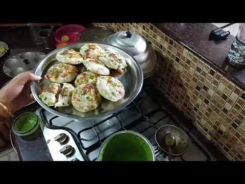 Daily Indian Morning Breakfast Routine 2018 In Hindi / Simple Breakfast Recipes Veg