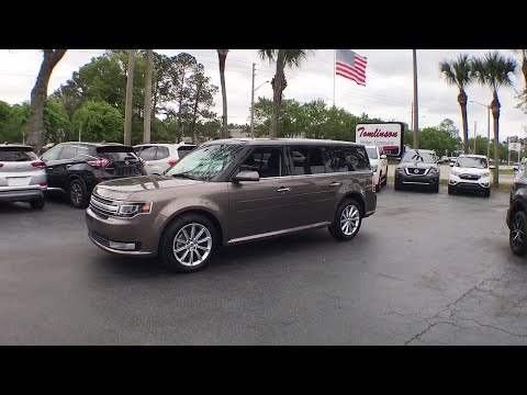 Ford Flex Gainesville, Ocala, Lake City, Jacksonville, St Augustine, FL