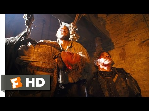 The Brothers Grimm (4/11) Movie CLIP - Cavaldi's Tortures (2005) HD