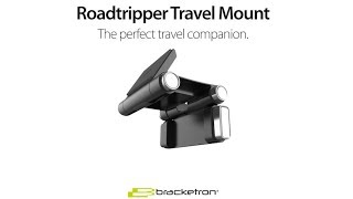 Airplane Travel Mount for Cell Phones and Tablets | Bracketron BT1-935-2