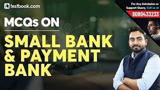 Small Bank and Payment Bank for SBI PO 2019 & SBI Clerk 2019 | Banking Awareness by Abhijeet Sir