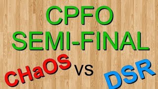 CPFO SEMI-FINAL CHaOS vs DSR ( Roblox Competitive Phantom Forces (fr) CPFO (cpFO)