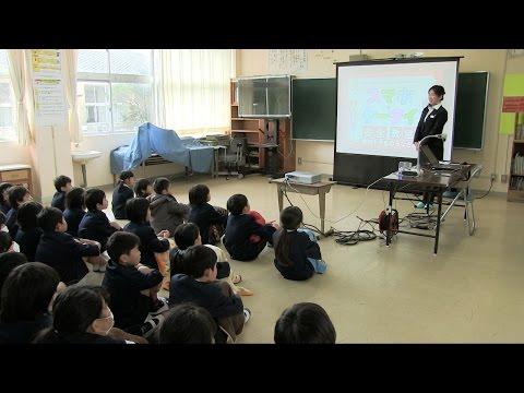 種子島の学校活動:現和小学校出前授業スマホ・ケータイ安全教室