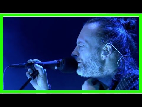 Radiohead 2018 Tour: Setlist And Video From Santiago, Chile